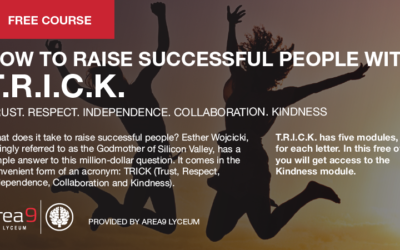 Area9 Lyceum Launches Free 'Kindness' Adaptive Learning Module